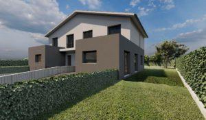 Casas pareadas en Sant Feliu de Pallerols